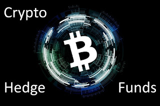 New cryptocurrency hedge funds
