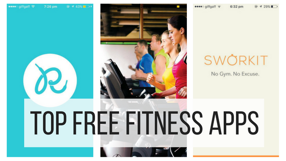FITNESS, blogger, top, three, free, freebies, app, technology, iphone, mobile