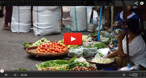 Pasar dan Mini Market di Jogja