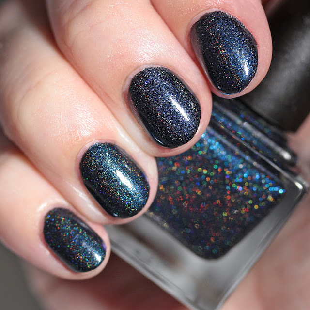 Wildflower Lacquer Battle of the Holo