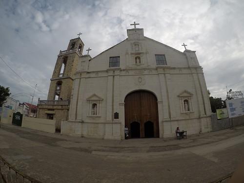 Saints Peter and Paul Parish Church in Bantayan Island