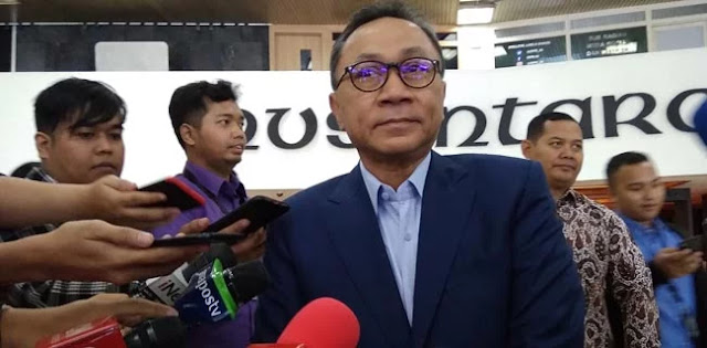 Ketua MPR: Gubernur Indonesia Mau Datang