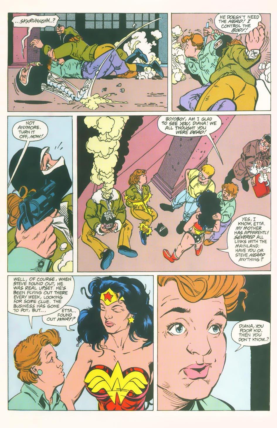 Read online Wonder Woman (1987) comic -  Issue #72 - 22
