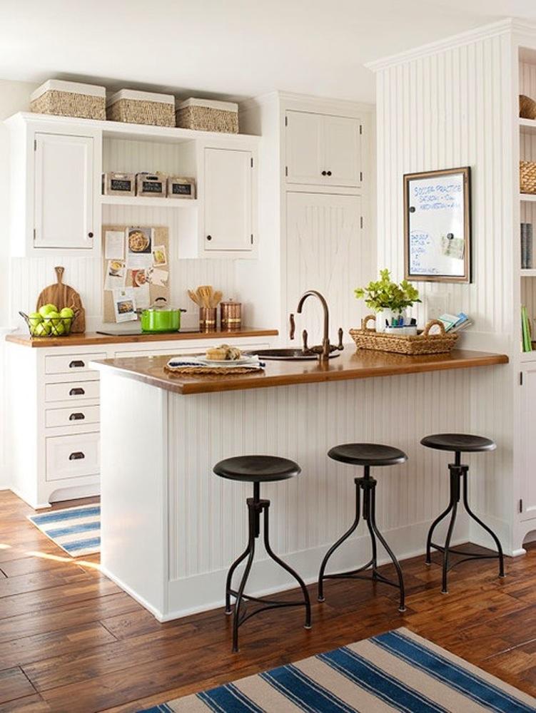 50 Desain Kitchen Set Untuk Dapur Kecil   Desainrumahnya.com