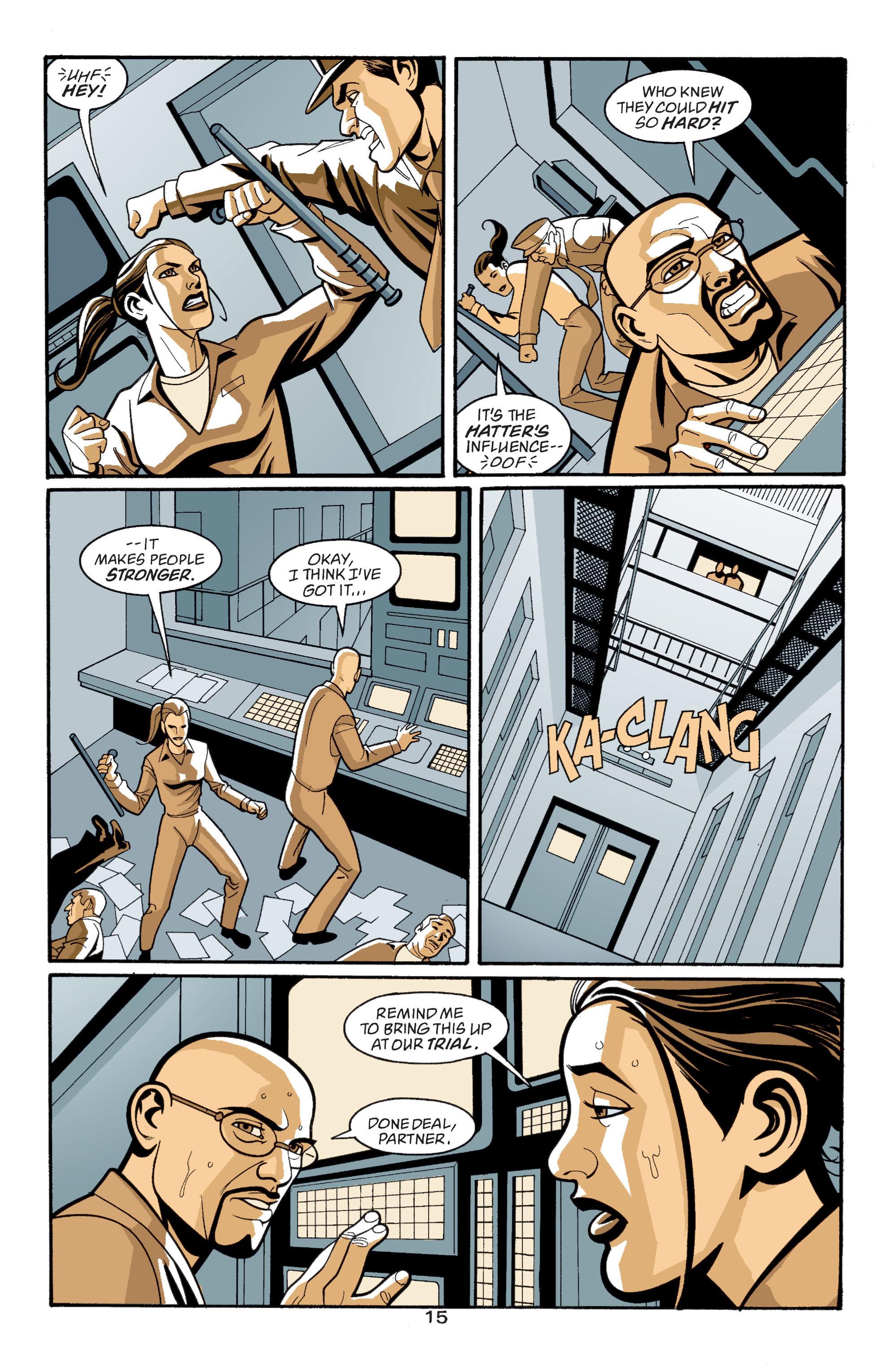 Detective Comics (1937) 760 Page 15