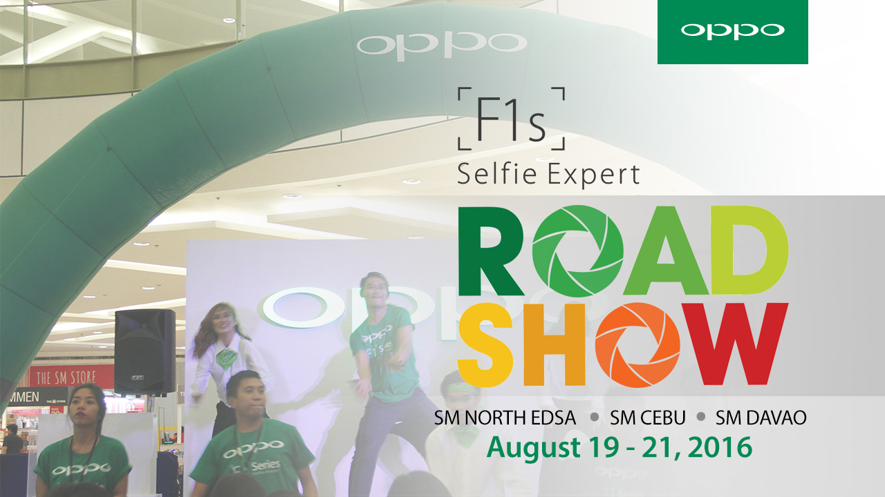 Oppos Latest Camera Phone Out In Stores Tomorrow Road Show Three Catriona Maika Top Handle Bag Khaki A Day Cities Across The Philippines Will Mark Debut Of Concept And Dealer Nationwide