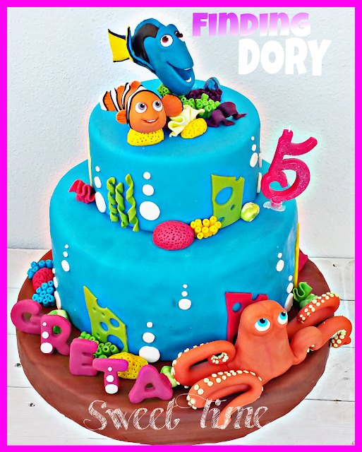 Torta Finding DORY