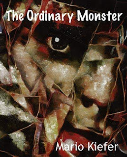 The Ordinary Monster - book promotion Mario Kiefer