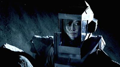 """Still of Mei Melançon as The Machine in """"Shockwave Darkside"""" (2014)"""