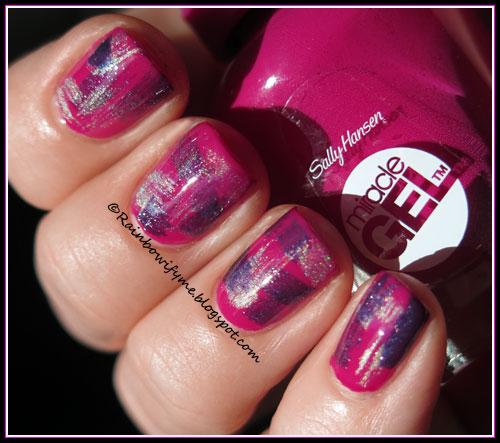 Sally Hansen Miracle Gel ~ Pink Stiletto