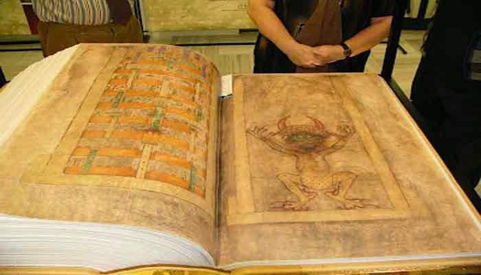 """Mengungkap, Misteri, Codex, Gigas, """"Kitab Suci Setan"""""""