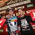 Cody Webb y Kevin Gallas, campeones mundiales de SuperEnduro 2018