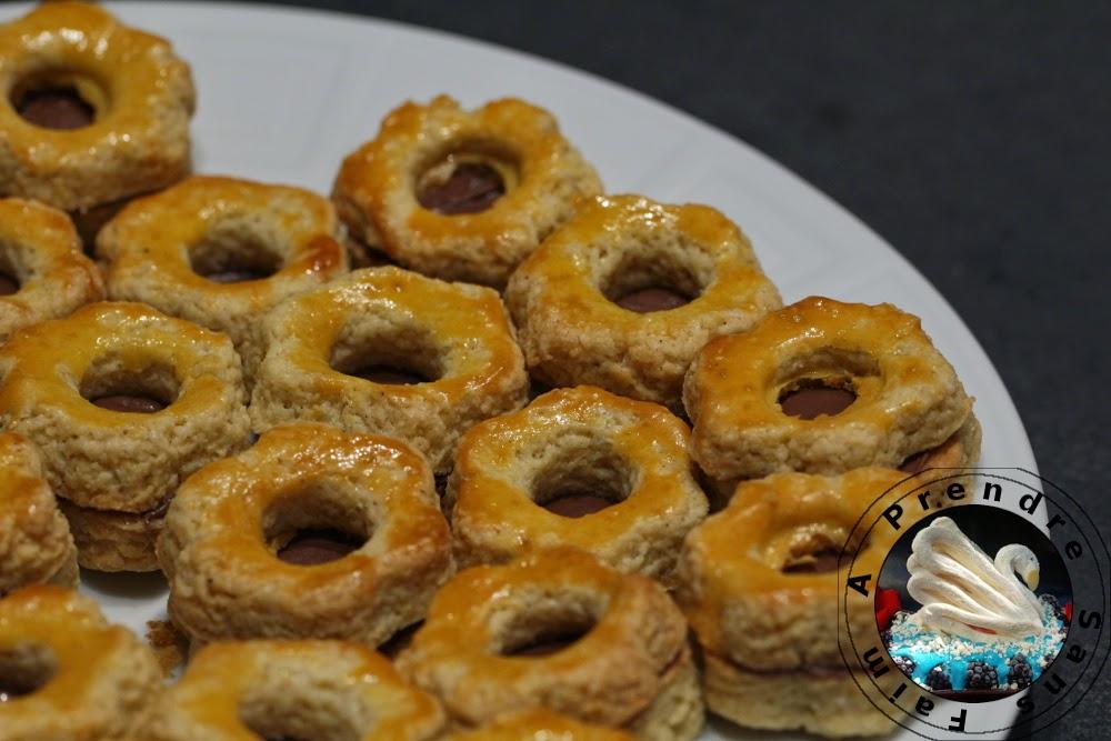 Biscuits de Noël au Nutella (pas à pas en photos)
