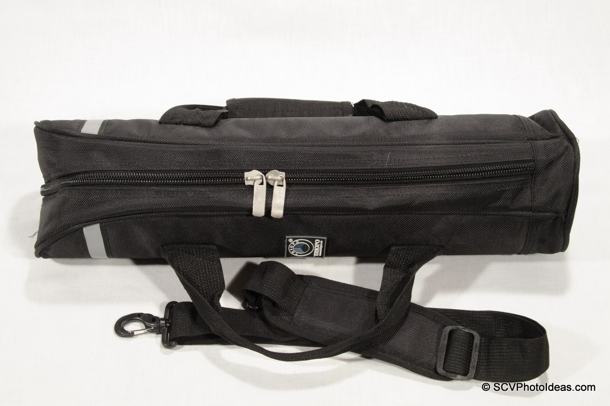 Triopo GT-3228X8C carry-bag zippers