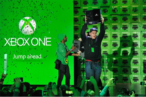 Participate in our contest and win a console Xbox One