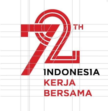 Agustus bangsa Indonesia memperingati HUT kemerdekaan Republik Indonesia Tema dan Logo Resmi HUT RI ke-72 Tahun 2017 beserta Surat Edarannya