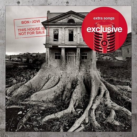 BON JOVI - This House Is Not For Sale [Deluxe Edition + Target Exclusives] (2016) full