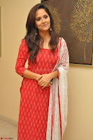Anusuya in Red at Kalamandir Foundation 7th anniversary Celebrations ~  Actress Galleries 041.JPG
