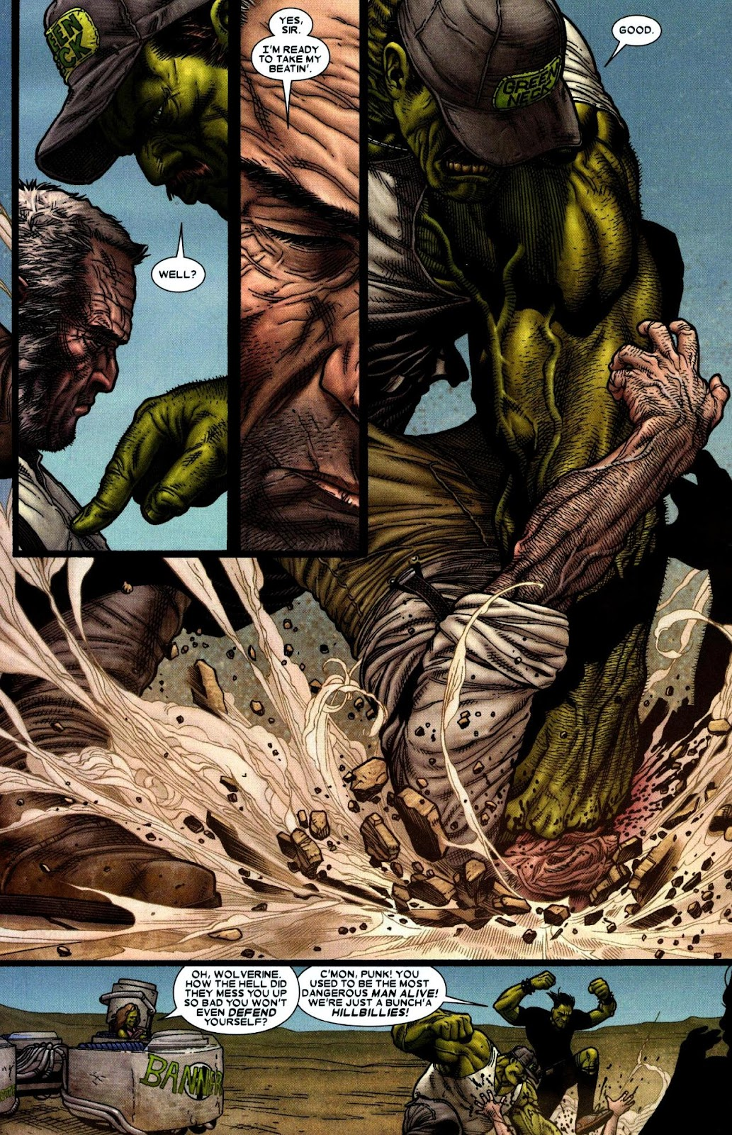 Read online Wolverine (2003) comic -  Issue #66 - 15