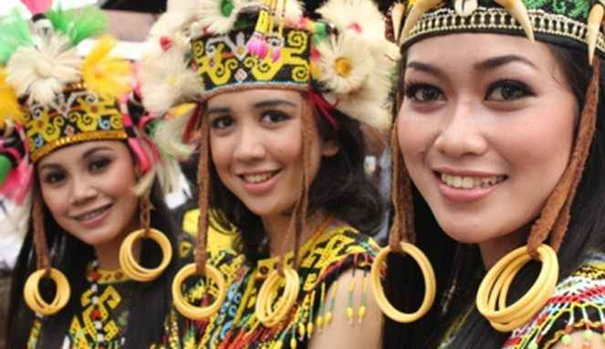 Unik! Inilah Konsep 'Cantik' Ala Suku-Suku di Indonesia