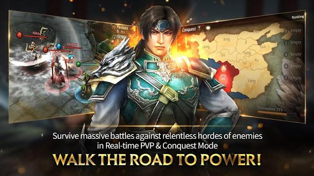 เส้นทางสู่ความเป็นมหาอำนาจ ในแบบ Real-Time PVP และ Conquest Mod