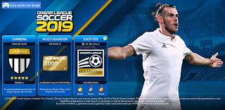 تحميل لعبة Dream League Soccer 19 اصدار 6.0.0 مهكر