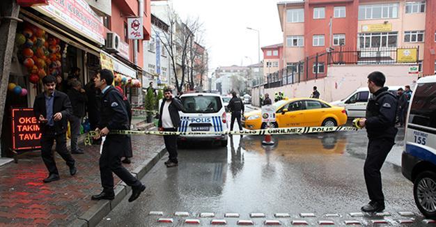 Επίθεση on camera δυο γυναικών στην Κωνσταντινούπολη εναντίων της αστυνομίας με πυροβολισμούς και χειροβομβίδες.