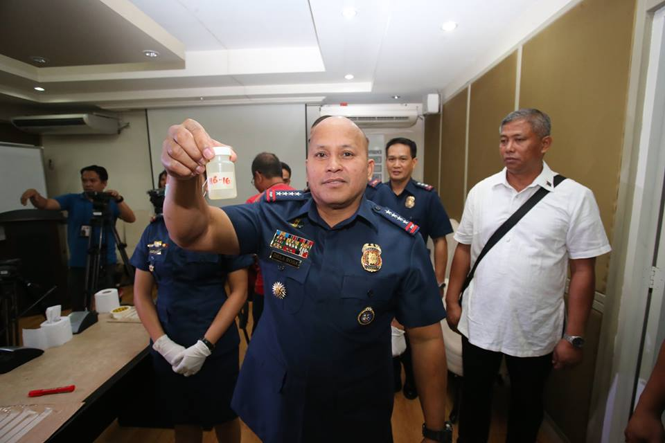 9 police officials test positive for illegal drugs