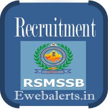 RSMSSB LDC Recruitment