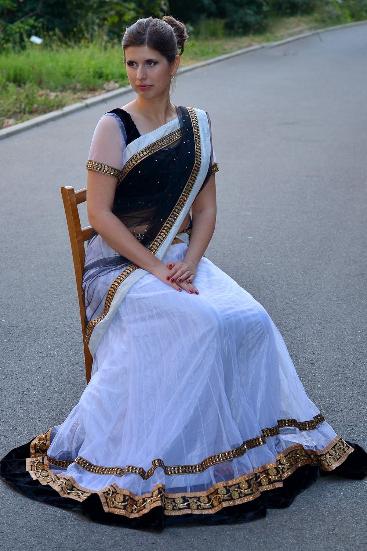 Ganga Praha  Luxusní indické svatební šaty kp431 03b0a0cb11a