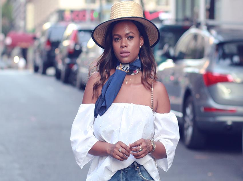 Dadouchic Chanel Silk Scarf