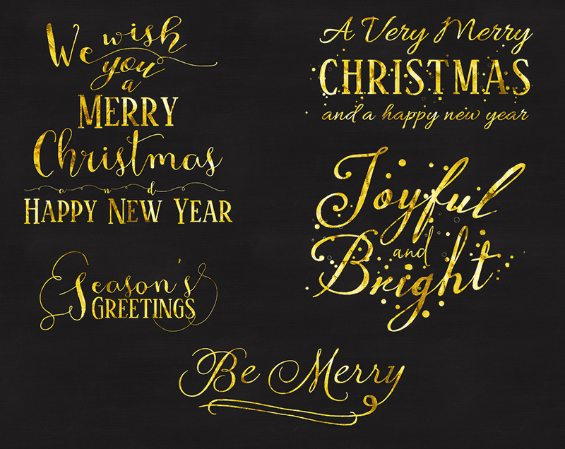 Photography  Digital  Christmas Overlays  Gold Foil  Handvritten overlays  word overlays  photo overlays  for photographer digital word  holiday overlays  gold word  chalk word  photography template  overlay card  christmas card