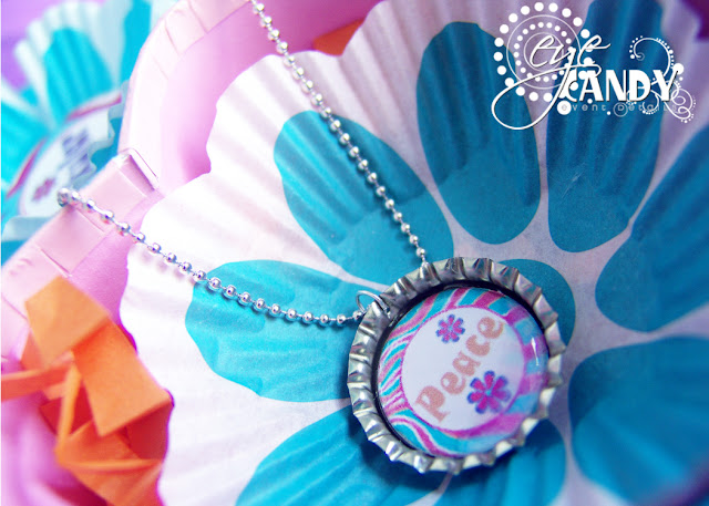 peace party necklaces