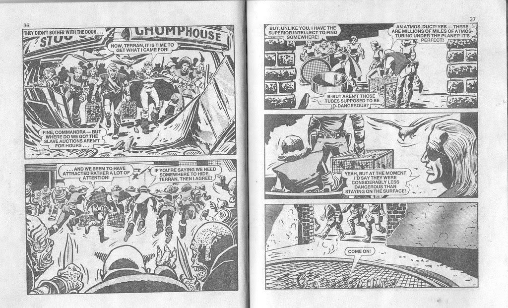 Starblazer issue 194 - Page 19
