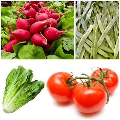 Frutas y verduras de temporada: Junio
