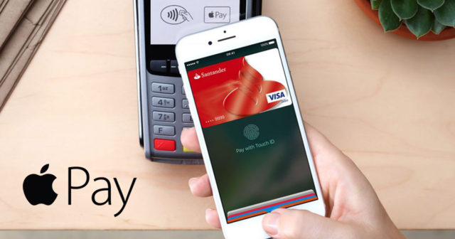 Apple-Pay-Santander-con-logo-640x336 Apple Pay in Spain is now a reality Technology