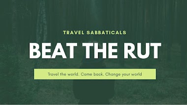 How to travel the world without breaking the bank or your career