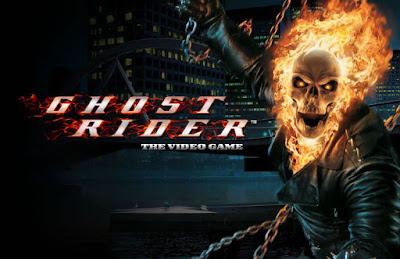 download Game Ghost Rider ISO CSO Highly Compress PPSSPP Android