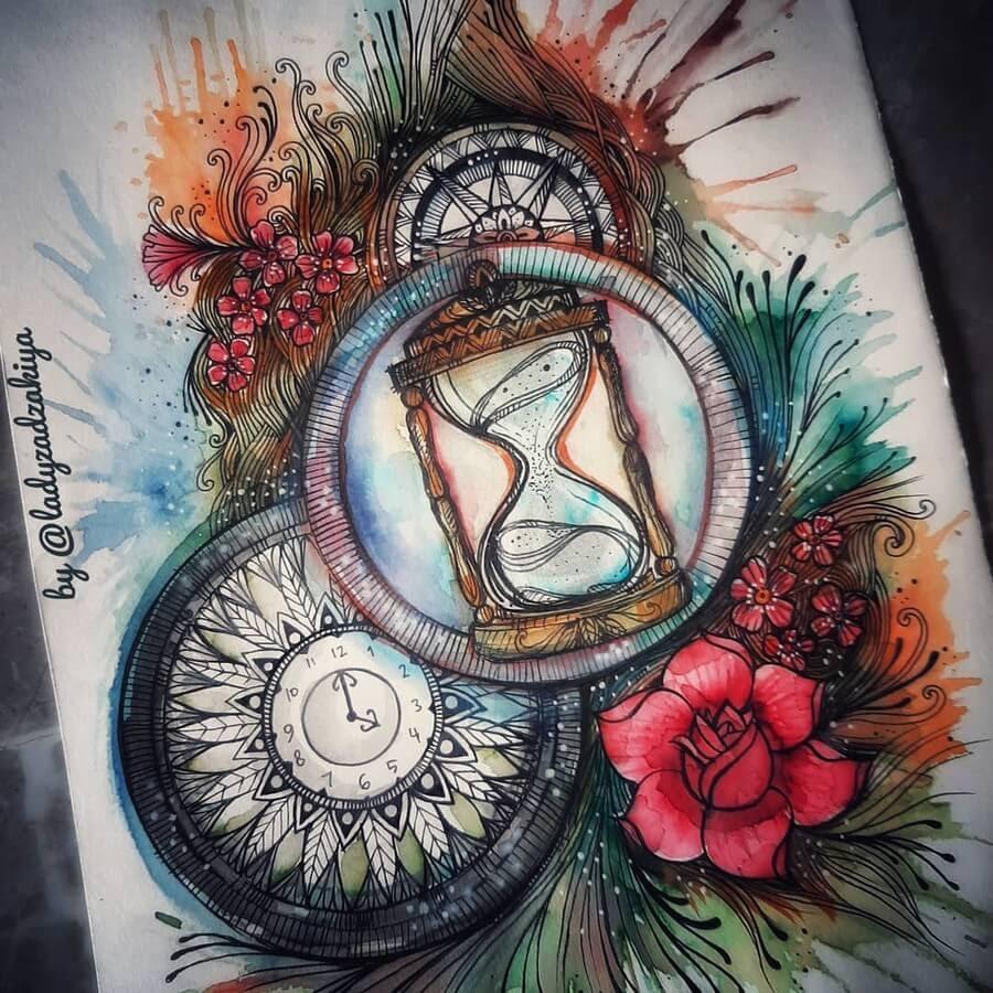 02-Expressions of Time-Anugrah-Momof-Mandala-Art-www-designstack-co