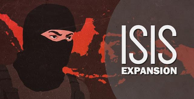 Το ISIS αναδιπλώνεται και επεκτείνεται στην Νοτιοανατολική Ασία