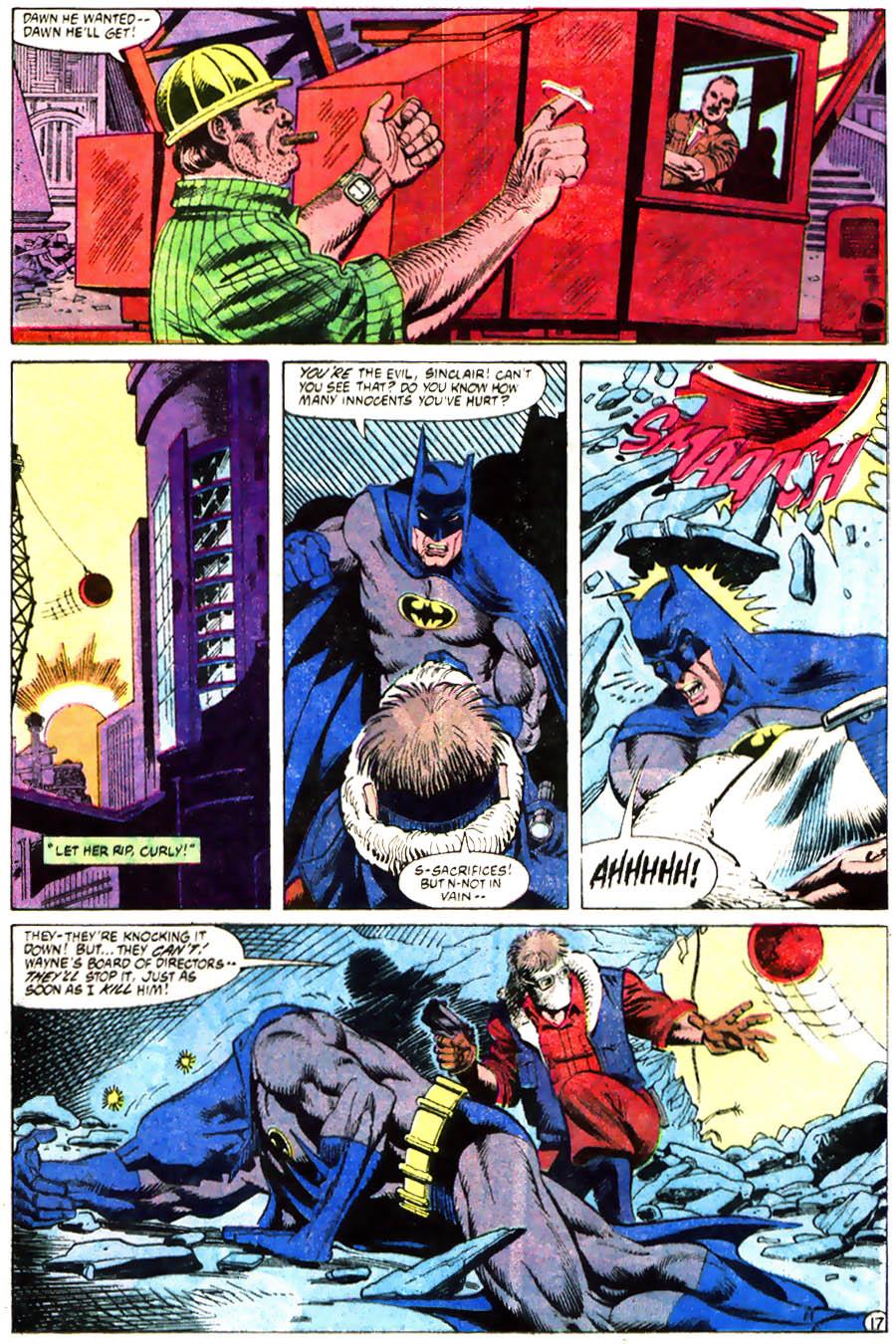 Detective Comics (1937) 641 Page 17