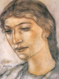 Eugeniusz Żak 1884-1926 | Polish Neo-classic painter