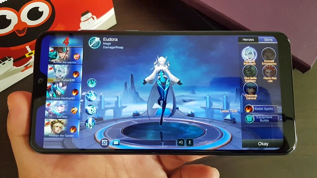 ASUS Zenfone Max Pro M2 Review Gaming