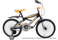 18 Inch Pacific Valero Kids Bike