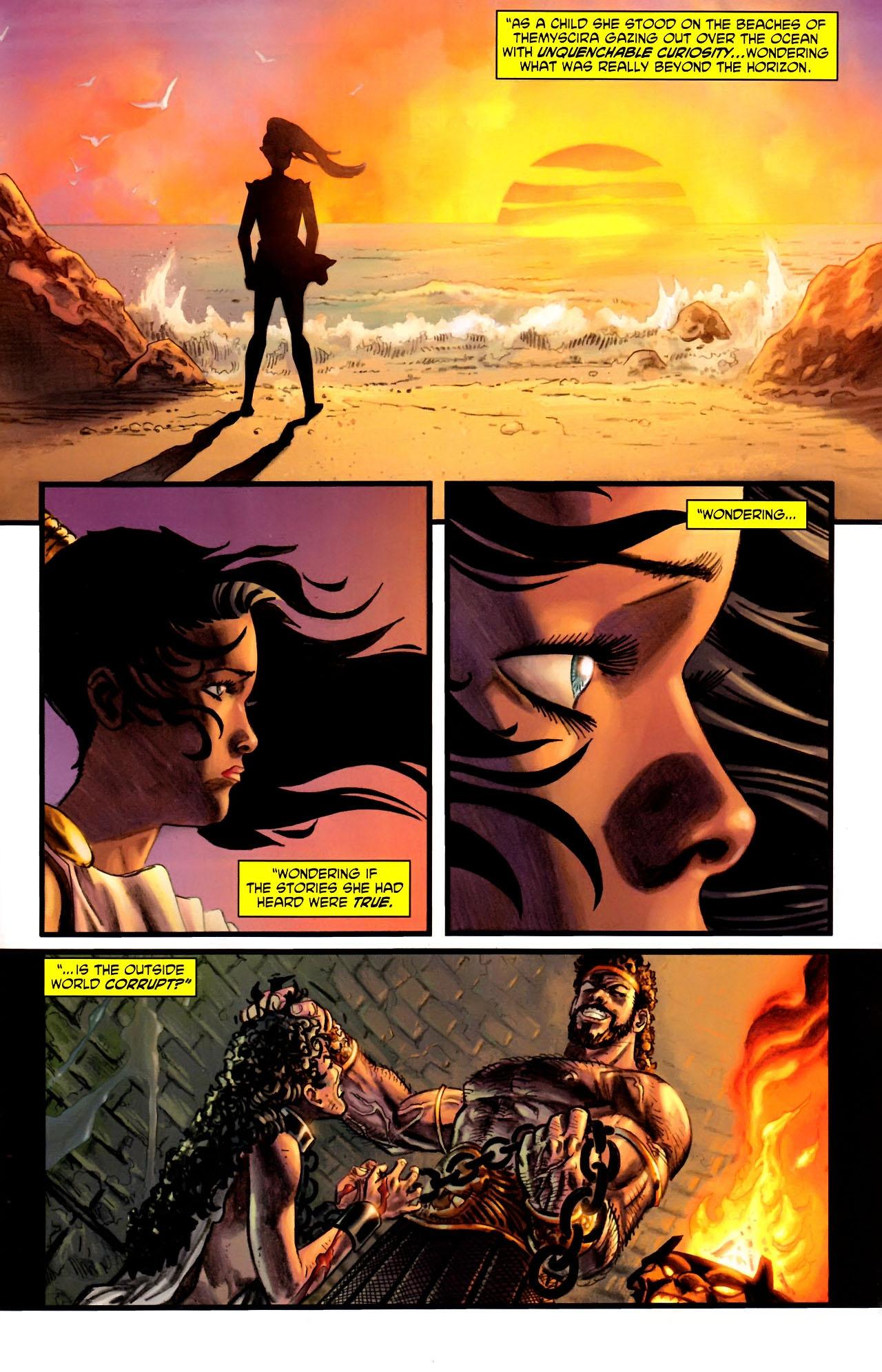 Read online Wonder Woman (2006) comic -  Issue #600 - 32
