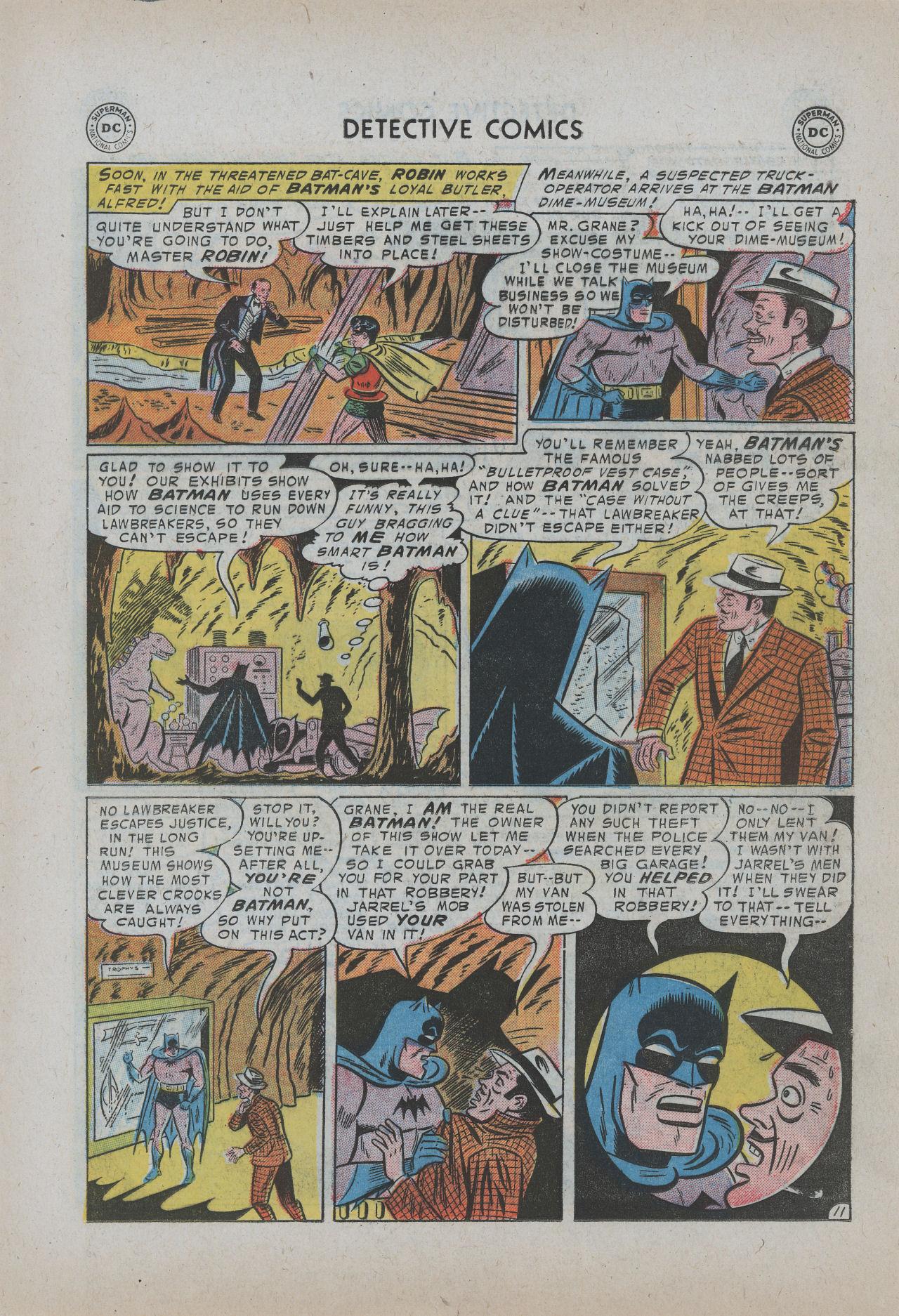 Detective Comics (1937) 223 Page 13