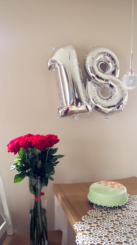 oslava 18 narozenin tipy Moje 18. narozeniny | Aga and Aga oslava 18 narozenin tipy