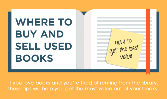 Where to Buy and Sell Used Books: How to Get the Best Value
