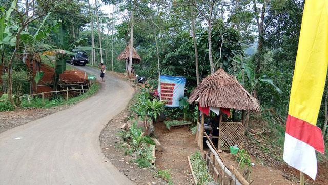 Jalan Bukit Gambaran