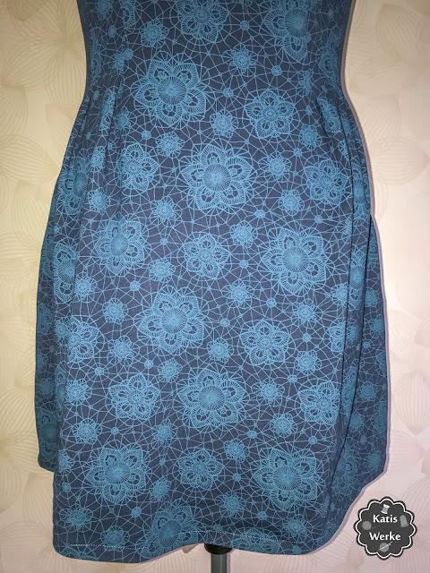 Kleid Marie von PattyDoo - Rockansicht vorne